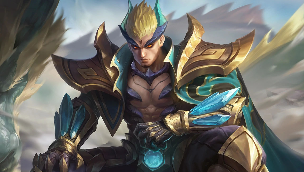 The Best Guide Build For Yu Zhong The Black Dragon With Tremendous Damage Dunia Games