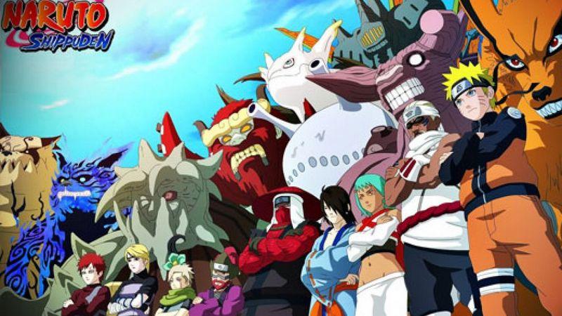 11 Bijuu Names And Each Jinchuuriki From Naruto Shippuden Dunia Games