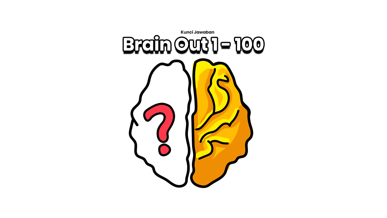 Kunci Jawaban Brain Out Level 1 100 Lengkap Bahasa Indonesia Dunia Games