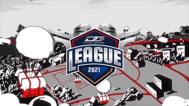 5 Reasons Why You Have to Participate in The Dunia Games League 2021