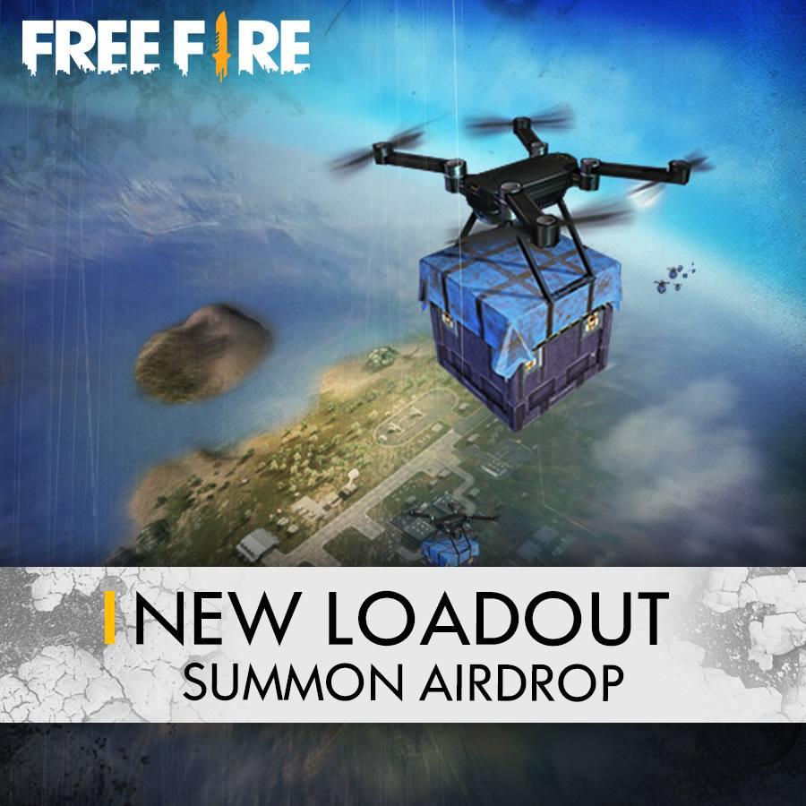 Summon Airdrop + Scan   Gudangamers - Info Game Menarik