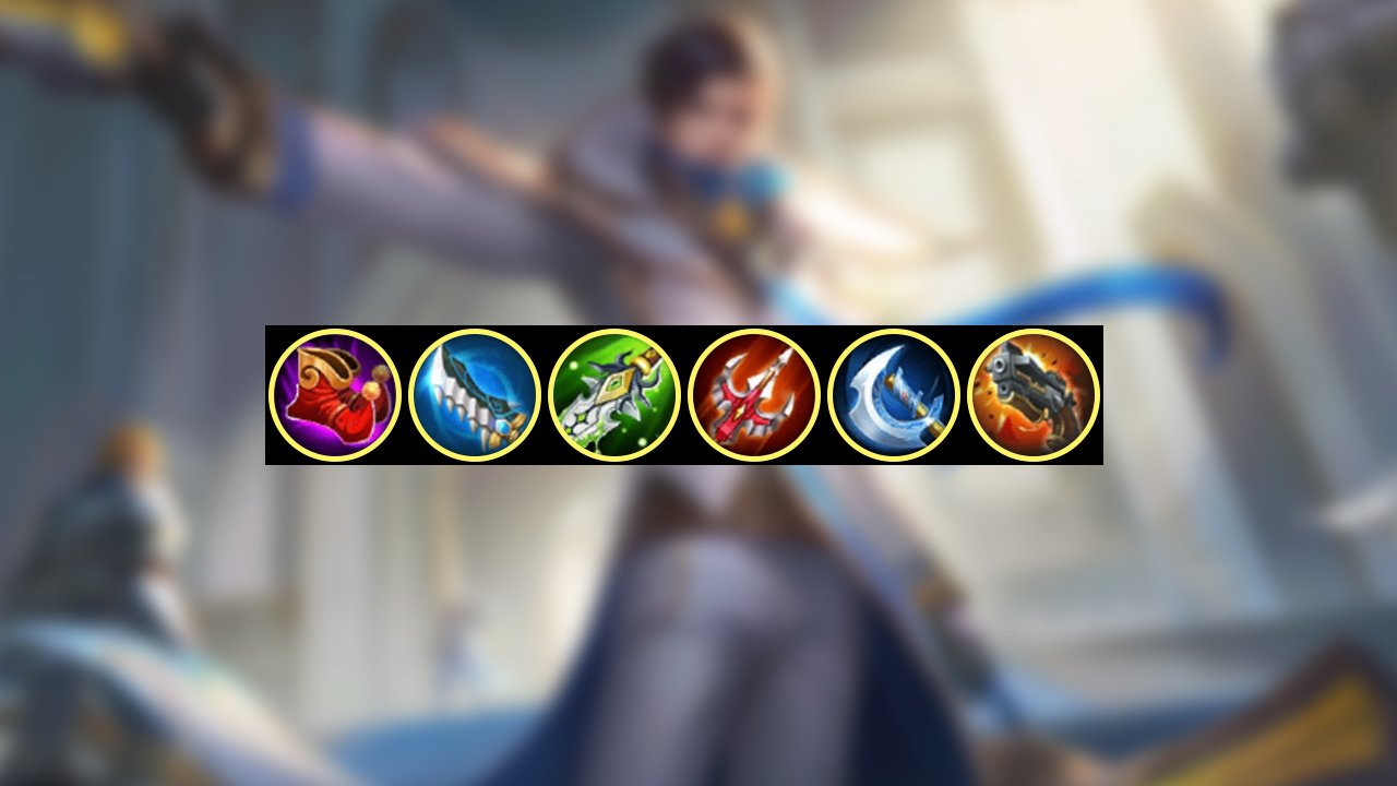 Mobile Legends Granger Build, Great for Solo Player   Dunia Games
