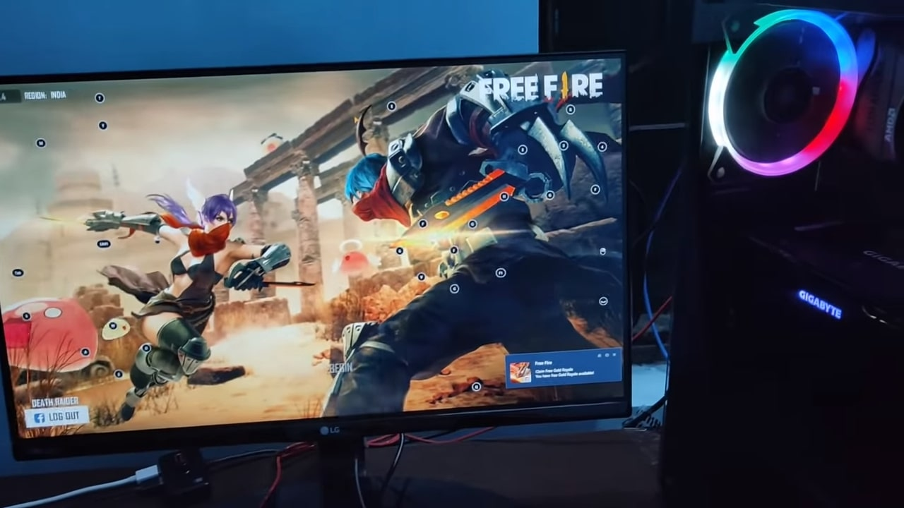 Here Are The Steps To Download And Play Free Fire On Pc Dunia Games