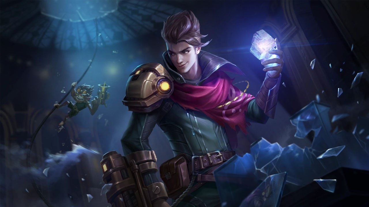 The Best Guide and Build for Claude of Mobile Legends in 20, Get ...