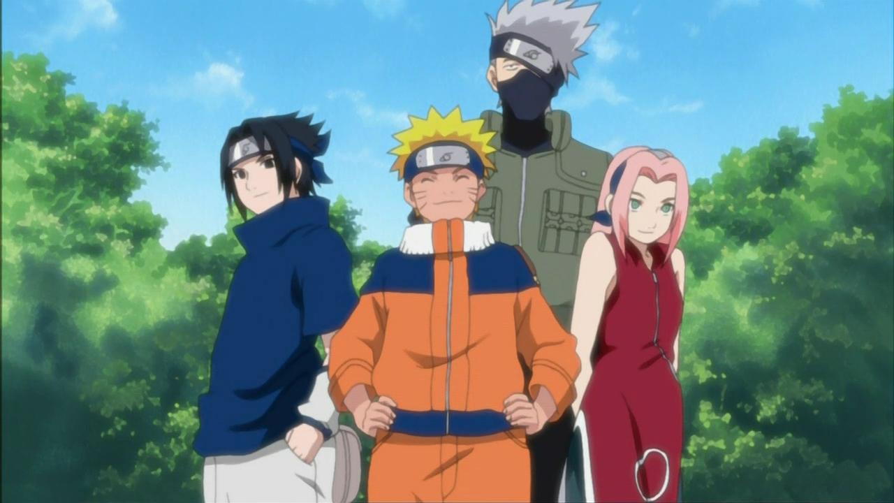 4 Tim Ninja Naruto Ini Dipimpin Oleh Guru Seorang Hokage