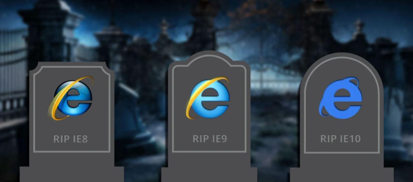 Microsoft To Close Internet Explorer Service Next Year Dunia Games