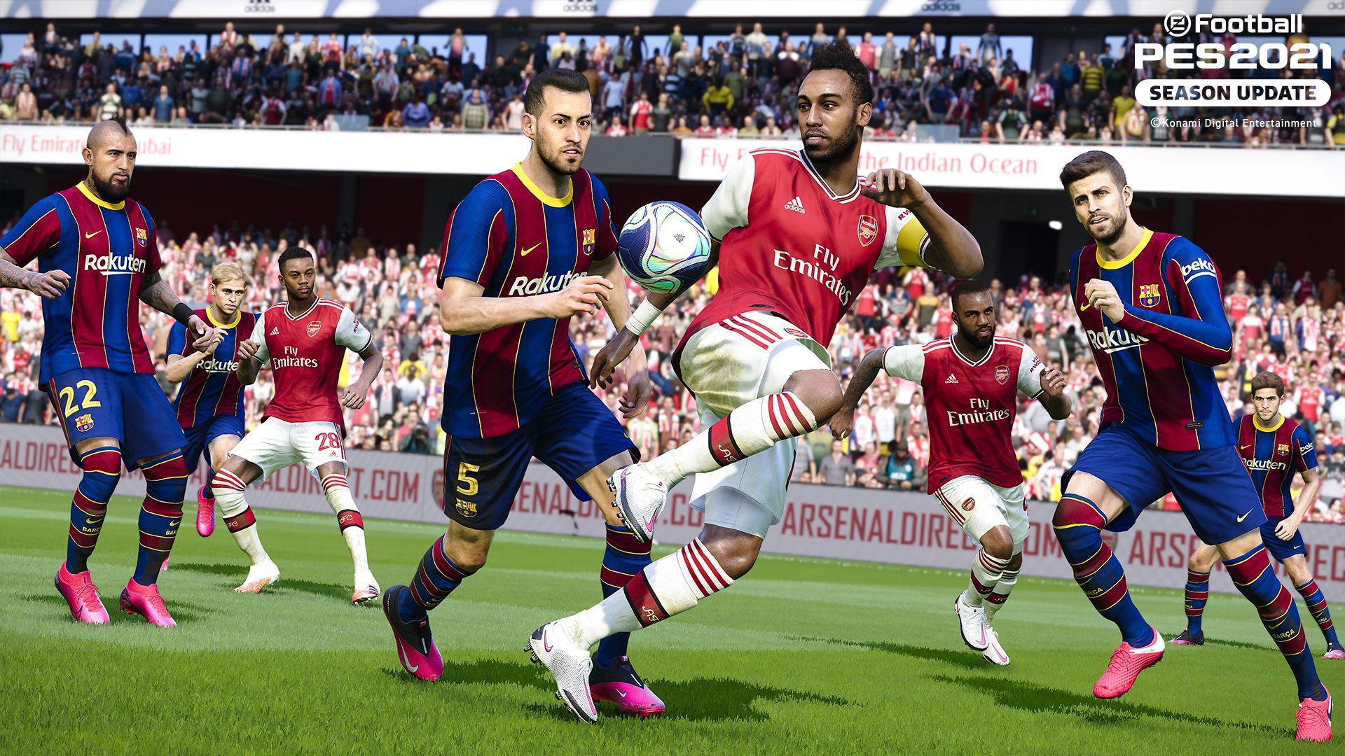 7 Hal yang Hanya Ada di PES 2021, Namun Tidak di FIFA 21 ...
