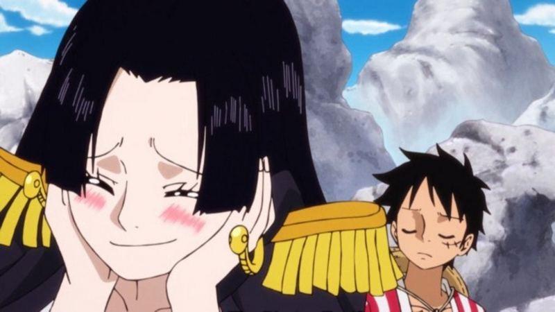 Boa Hancock One Piece