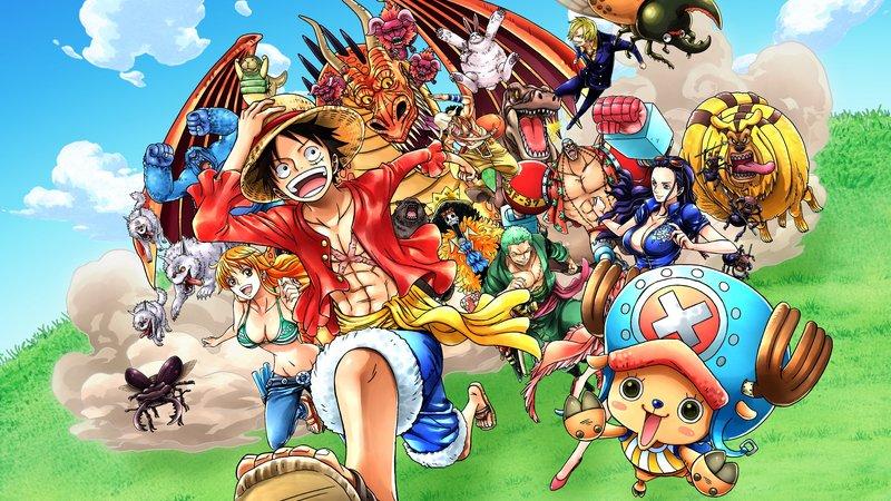 Kumpulan Wallpaper Keren One Piece Ini Biasa Jadi Penghias Layar Ponsel Kalian Dunia Games