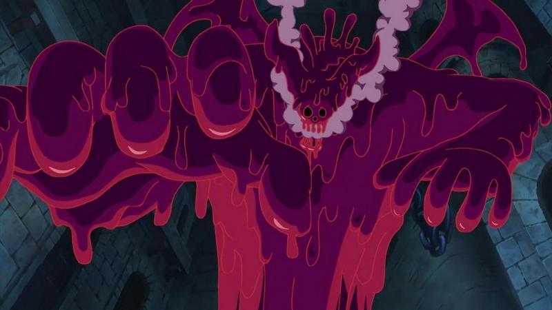 SBS One Piece: Oda Explains the Type of the Devil Fruit Doku Doku no Mi!   Dunia Games