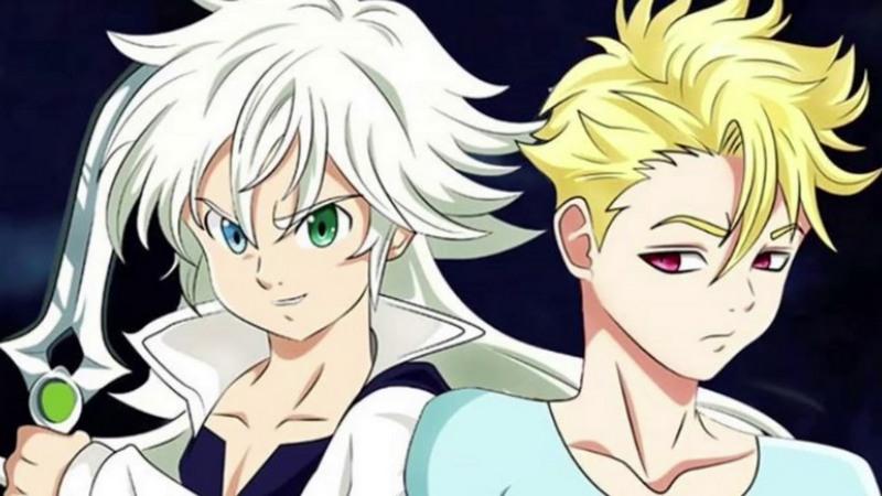 The Seven Deadly Sins Lancelot - Anime Wallpaper HD