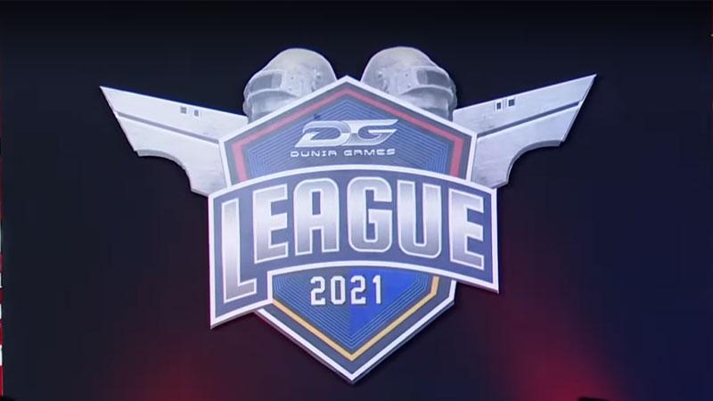 DGL Pro League 2021 Week 1 Day 2 Current Standings
