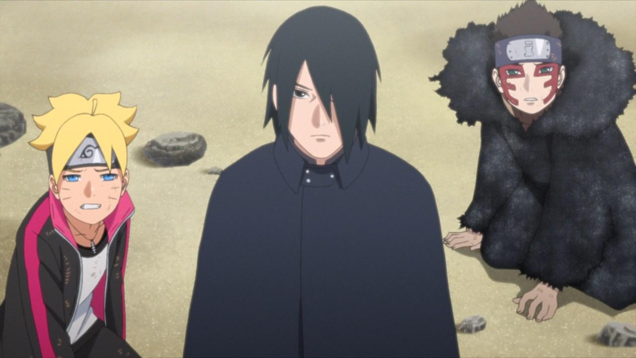 Nonton Boruto Episode 125 Shukaku Berakhir Aman Di Tangan Naruto Dunia Games