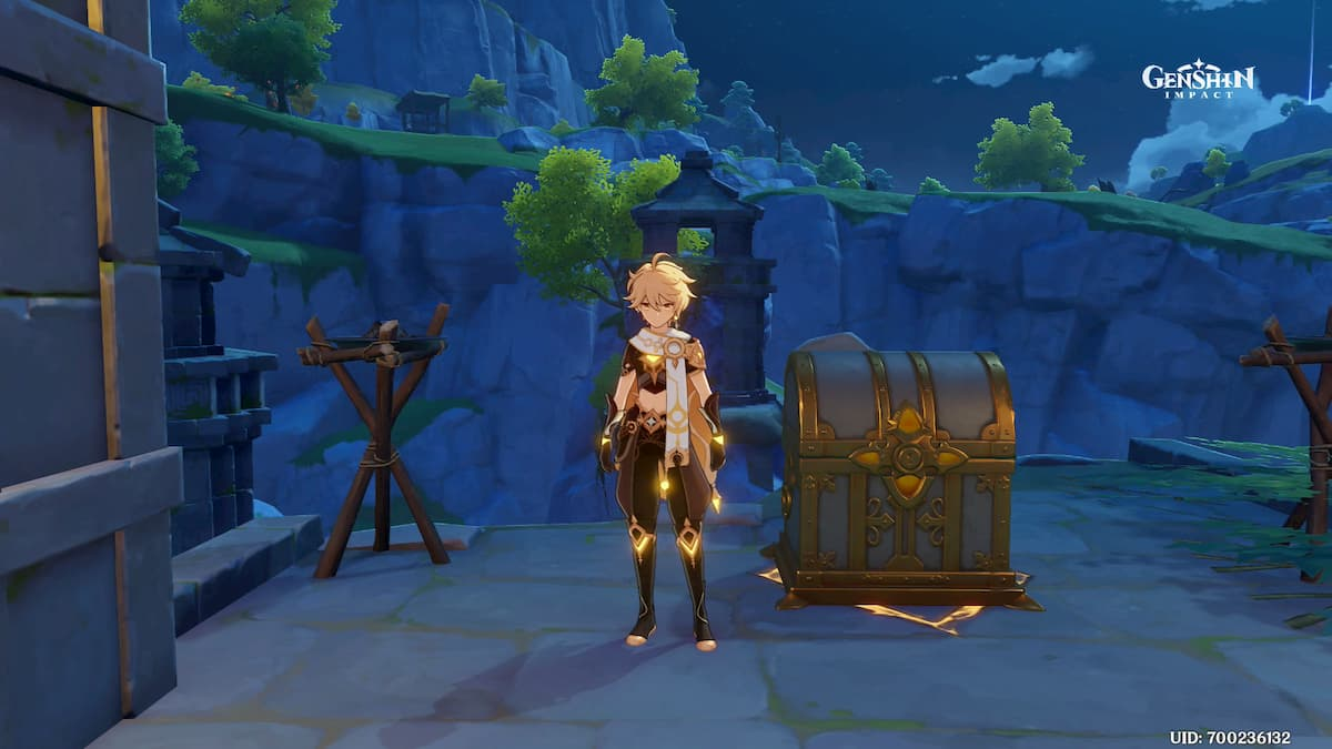 Genshin Impact Luxurious Chest Location In Liyue Part 1 Dunia Games
