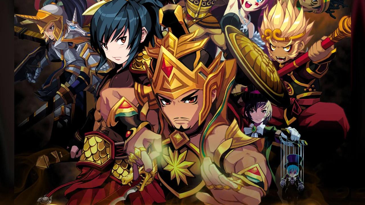 Cara Daftar Dan Download Lost Saga Exotic Ls Private Server Dari Indonesia Dunia Games
