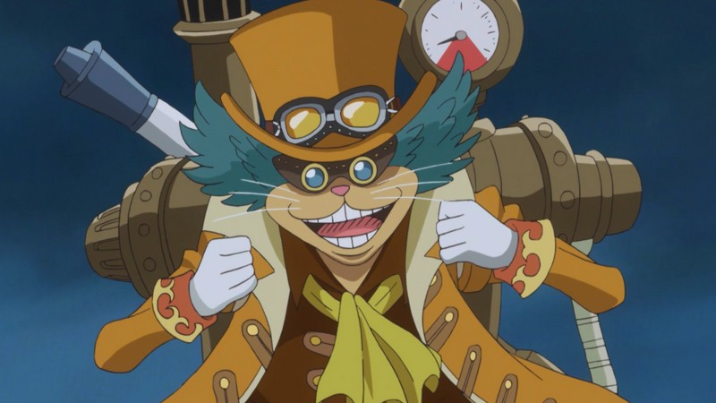SBS One Piece: Fun Facts of the 4 Commanders of the ...