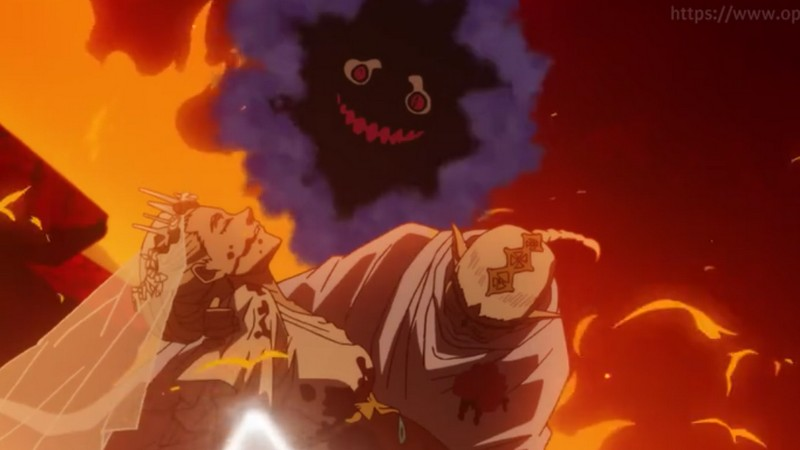 Watch Black Clover Episode 117 The First Magic Emperor Revival Dunia Games