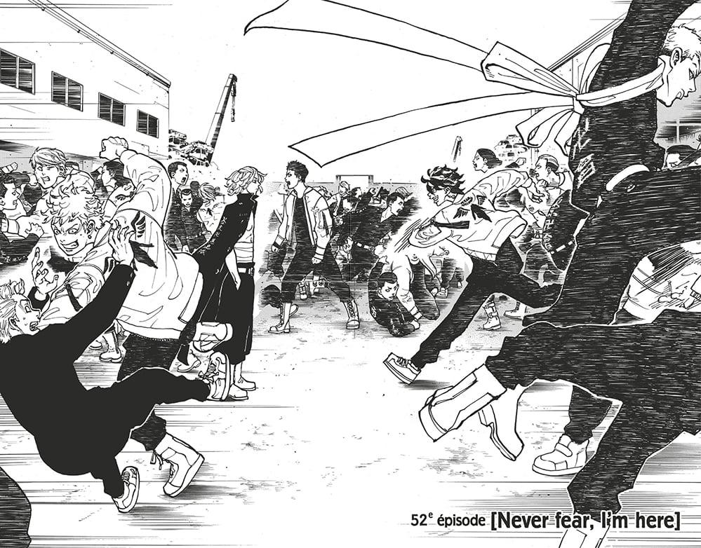 Tokyo Revengers Strongest Gangs