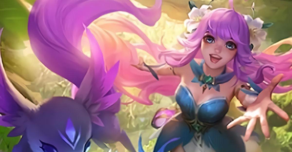 Mobile Legends Floryn Heropedia