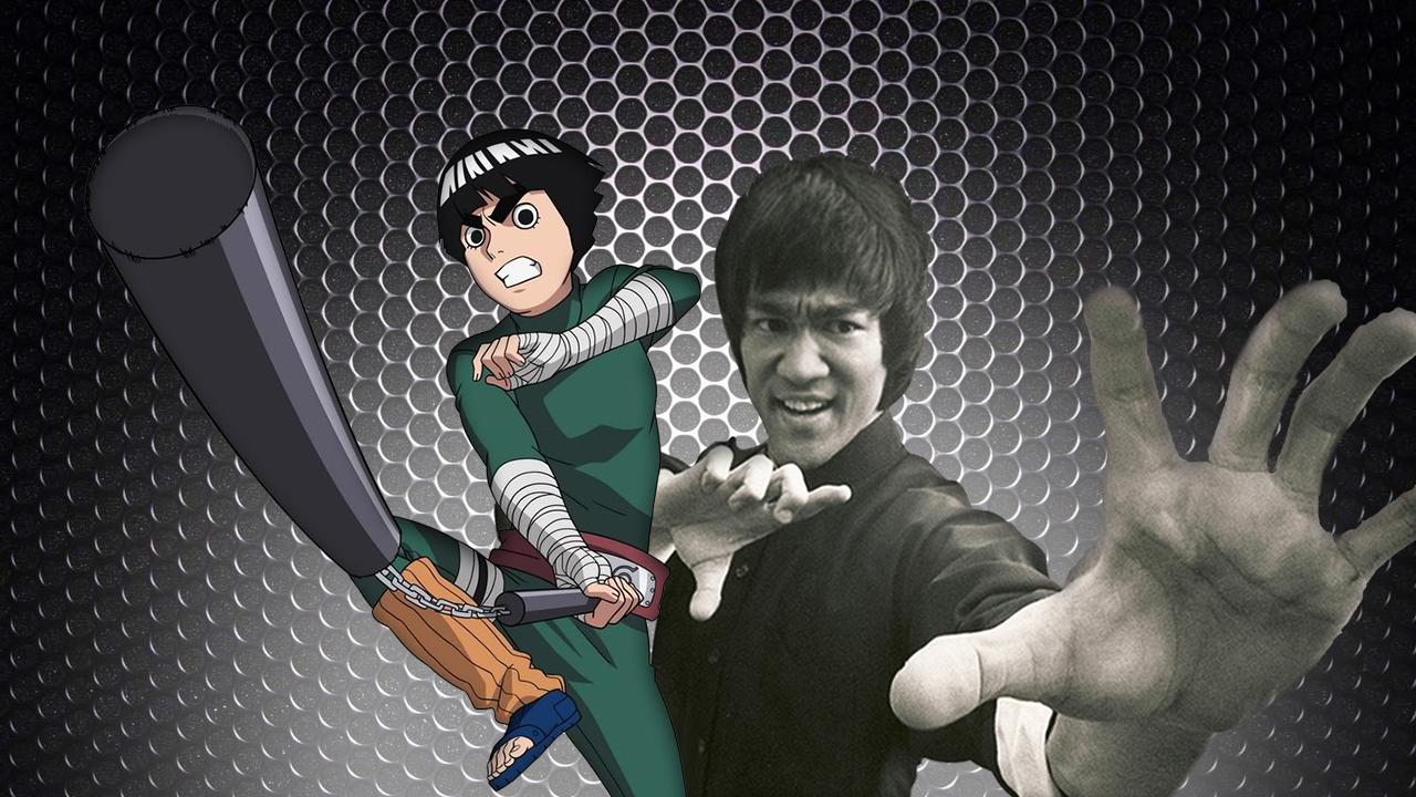 Siapa Duga 5 Ninja Naruto Ini Terinspirasi Tokoh Terkenal