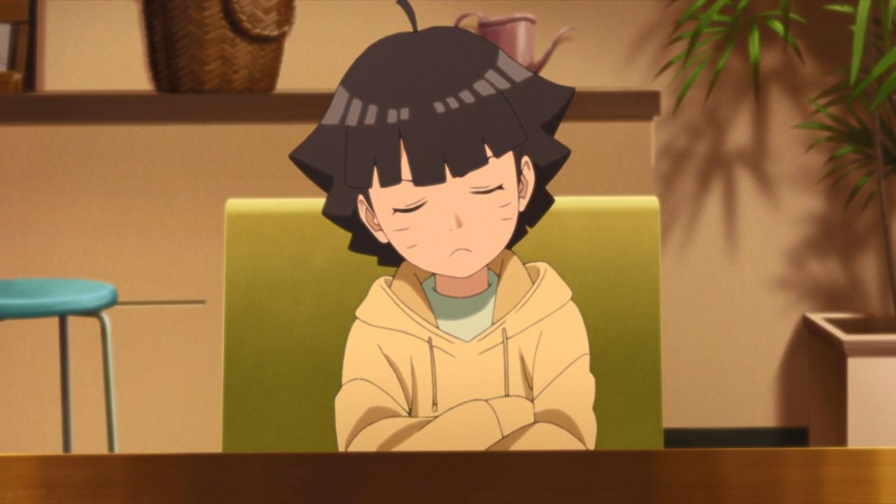 Nonton Boruto Episode 154: Himawari Bakal Jadi Ninja atau Tidak?