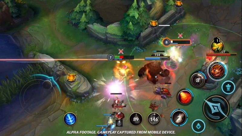 These Are The 31 Influencers That Becomes League Of Legends Wild Rift Alpha Tester Dunia Games