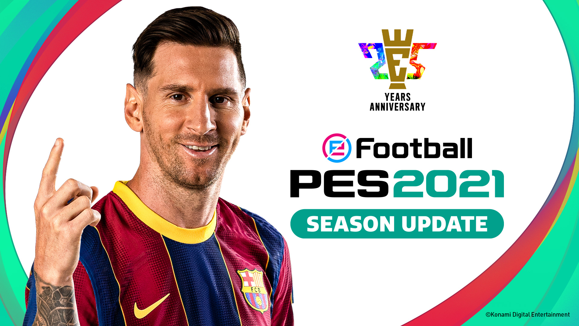 Konami Makes Sure That PES 2021 Will Out at September 15