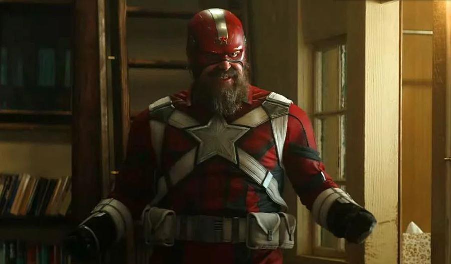 Captain America Kecil