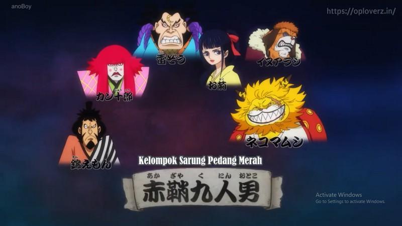 Nonton One Piece Episode 936 Ryuo Haki Yang Berasal Dari Negeri Wano