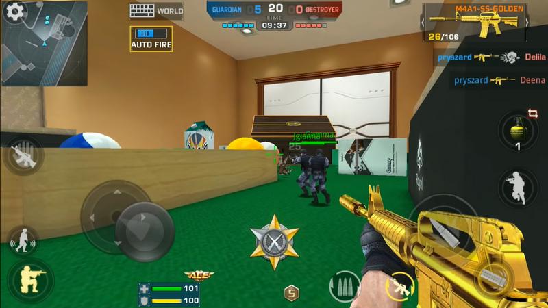 5 Game FPS Android Terbaik