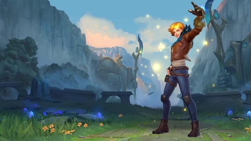 Daftar Champion League Of Legends Wild Rift Yang Rilis Di Awal Part 2 Dunia Games
