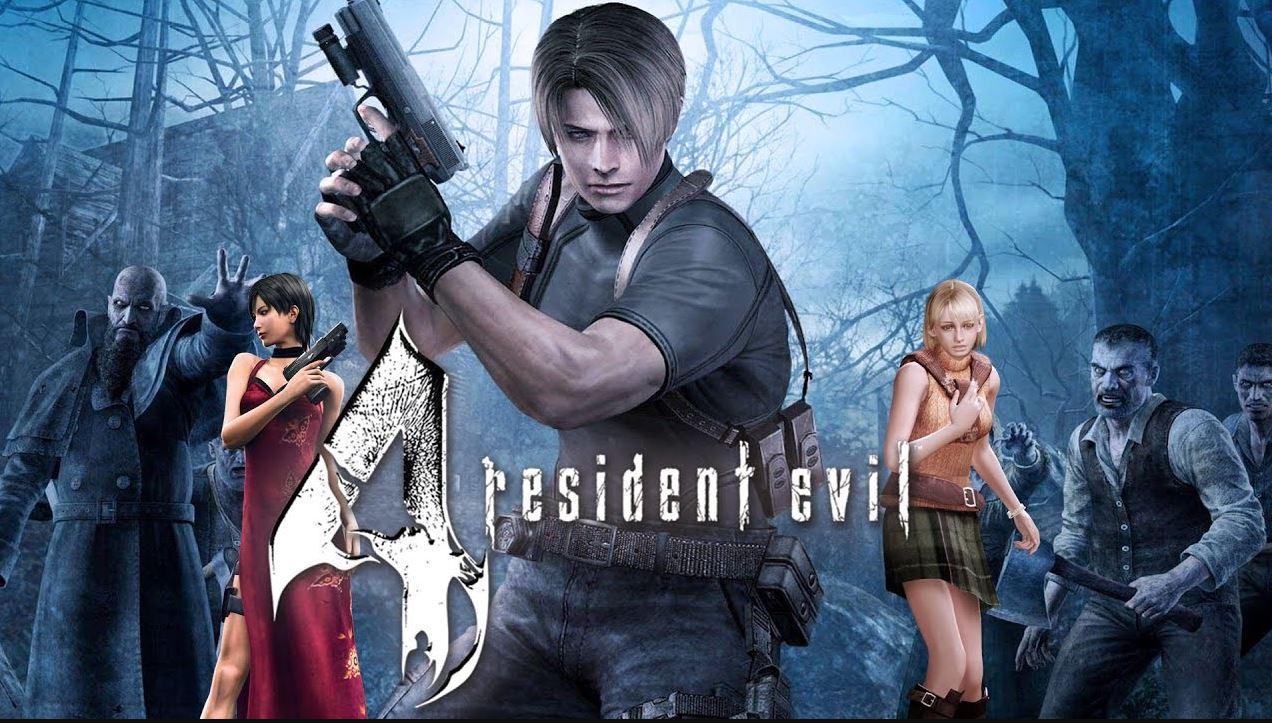 Resident Evil 4 (2005) - kabarmedia
