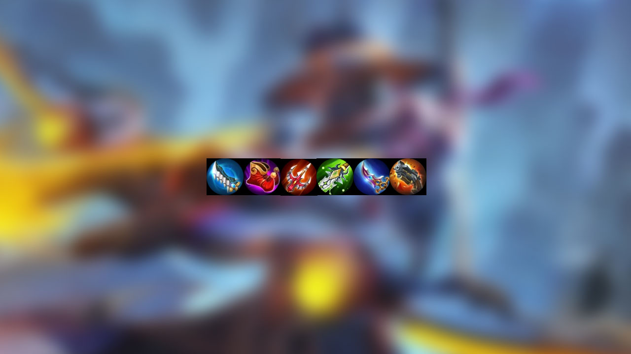 The Best Guide and Build for Yi Sun shin, Deal Massive Damage with ...