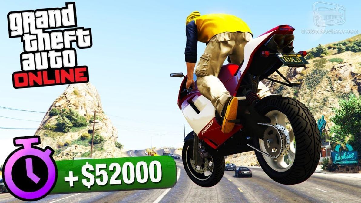 7 Cara Mendapatkan Uang di GTA Online Secara Cepat untuk ...