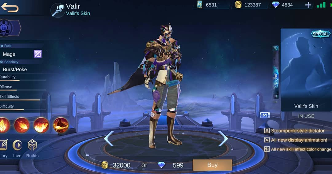 11 Skin Leaks From Mobile Legends That Will Come Soon