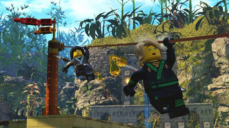 Don't Miss It! LEGO NINJAGO Movie Video Game is Free on Steam